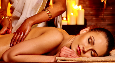 AYURVEDIC BEAUTY RITUAL